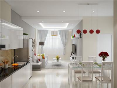 Thiết kế & thi công nội thất căn hộ, biệt thự.